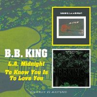 Cover B.B. King - L.A. Midnight / To Know You Is To Love You