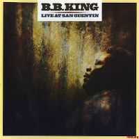 Cover B.B. King - Live At San Quentin
