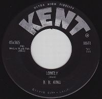 Cover B.B. King - Lonely