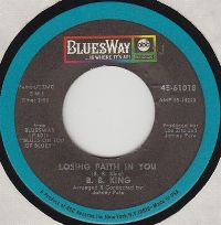 Cover B.B. King - Losing Faith In You
