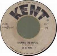 Cover B.B. King - Mashing The Popeye