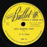 Cover B.B. King - Miss Martha King