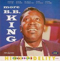 Cover B.B. King - More B.B. King