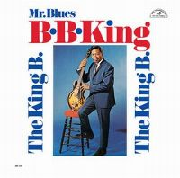 Cover B.B. King - Mr. Blues - The King B.