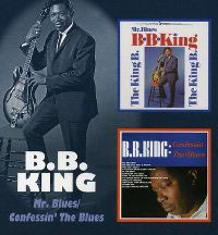 Cover B.B. King - Mr. Blues / Confessin' The Blues