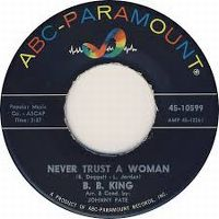 Cover B.B. King - Never Trust A Woman