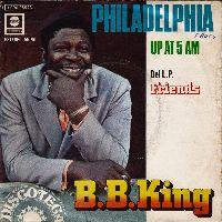 Cover B.B. King - Philadelphia