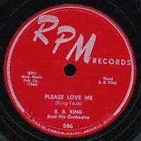 Cover B.B. King - Please Love Me