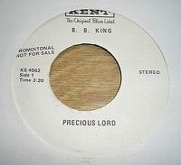 Cover B.B. King - Precious Lord