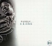 Cover B.B. King - Purely...