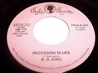 Cover B.B. King - Recession Blues