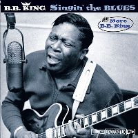 Cover B.B. King - Singin' The Blues / More B.B. King