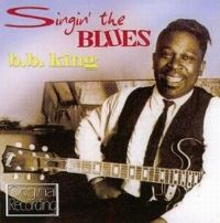 Cover B.B. King - Singin' The Blues