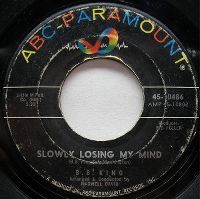 Cover B.B. King - Slowly Losing My Mind