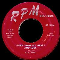 Cover B.B. King - Story From My Heart And Soul