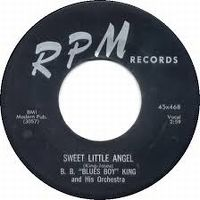 Cover B.B. King - Sweet Little Angel