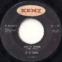 Cover B.B. King - Sweet Thing