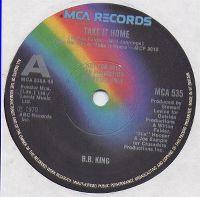 Cover B.B. King - Take It Home
