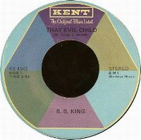 Cover B.B. King - That Evil Child