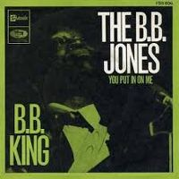 Cover B.B. King - The B.B. Jones