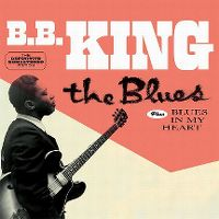 Cover B.B. King - The Blues / Blues In My Heart