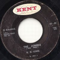 Cover B.B. King - The Jungle