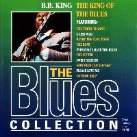 Cover B.B. King - The 'King' Of The Blues