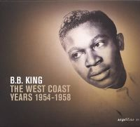 Cover B.B. King - The West Coast Years 1954-1958