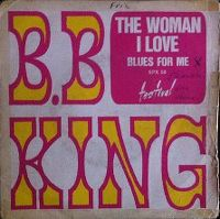 Cover B.B. King - The Woman I Love