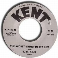Cover B.B. King - The Worst Thing In My Life