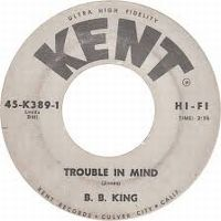 Cover B.B. King - Trouble In Mind