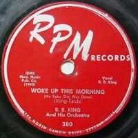 Cover B.B. King - Woke Up This Morning (My Baby She Was Gone)