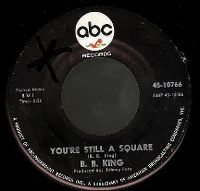 Cover B.B. King - You're Still A Square