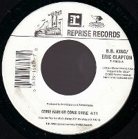 Cover B.B. King & Eric Clapton - Come Rain Or Come Shine