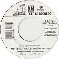 Cover B.B. King & Eric Clapton - When My Heart Beats Like A Hammer
