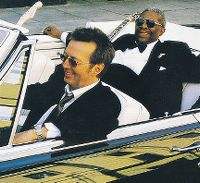 Cover B.B. King & Eric Clapton - Worried Life Blues
