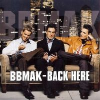 Cover BBMak - Back Here