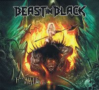 Cover Beast In Black - From Hell With Love