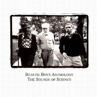 Cover Beastie Boys - Anthology: The Sounds Of Science