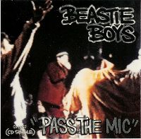 Cover Beastie Boys - Pass The Mic