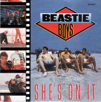 Cover Beastie Boys - She's On It