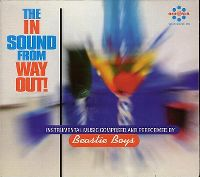 Cover Beastie Boys - The In Sound From Way Out!