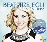 Cover Beatrice Egli - Mein Herz