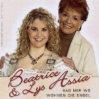 Cover Beatrice & Lys Assia - Sag mir wo wohnen die Engel