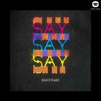 Cover Beatsteaks - Say Say Say