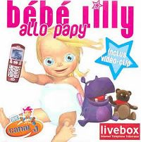 Cover Bébé Lilly - Allo papy