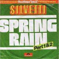Cover Bebu Silvetti - Spring Rain