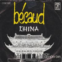 Cover Bécaud - China
