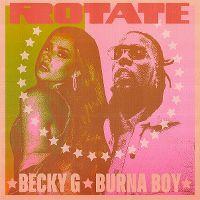 Cover Becky G / Burna Boy - Rotate