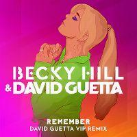 Cover Becky Hill & David Guetta - Remember